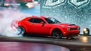 2020 Dodge Challenger Hellcat Price Specs  Cars & Trucks