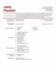 phlebotomy resume sle template business