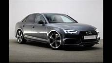 Rf17hxv Audi A4 Saloon Special Editions Tdi S Line Black