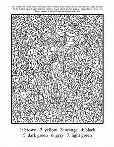 complex color by number worksheets 16108 color by numbers best coloring pages for