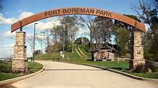 Fort Boreman Historical Park Parkersburg Wv