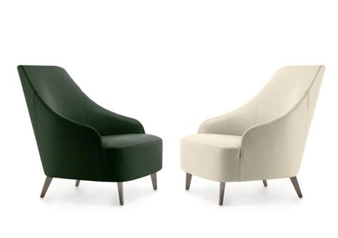 Poltrone Patchwork Outlet : Leather Armchair With Low Back