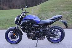 Moto Neuve Acheter Yamaha Mt 07 Abs Modell 2018 35kw Moto