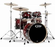 pdp pacific concept maple 5pc just drums