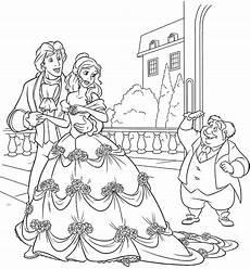 Malvorlage Prinzessin Hochzeit Pin Auf Disney For