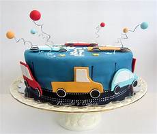 confections cakes creations car themed birthday cake