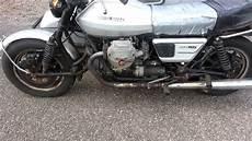 Moto Guzzi 1000 Sp Sidecar