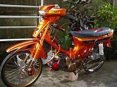 Modifikasi Motor Honda Grand by Gambar Modifikasi Sepeda Motor Honda Grand Terbaru Paling