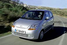 Chevrolet Matiz Hatchback Review 2005 2009 Parkers