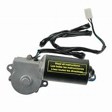 repair windshield wipe control 2004 jeep wrangler electronic toll collection front windshield window wiper motor new for 76 82 jeep cj5 cj7 ebay