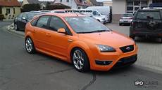 2008 ford focus 2 5 st car photo and specs