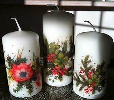 decoupage su candele pin di decoupage calambour su objects decorated with