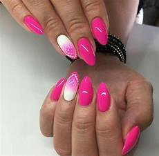 pretty pink pink nails pink gel nails nail designs