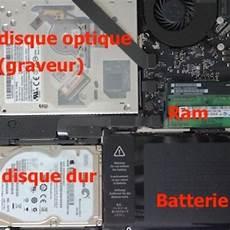 changer disque dur macbook pro 13 changer la ram et le disque dur d un macbook pro 13 pouces youtips