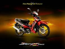 Supra X 125 Modif Touring by Honda Supra X 125 Modifikasi Touring Thecitycyclist