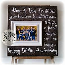 parents anniversary gift 50th anniversary gifts by thesugaredplums anniversary gifts for
