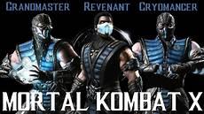mortal kombat mobile mortal kombat x mobile fw 3xsub zero grandmaster