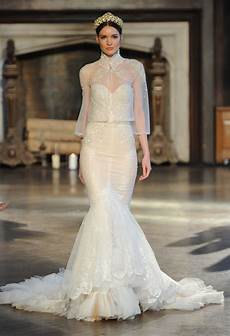 From Catwalk To Aisle 10 Key Wedding Dress Trends For 2015