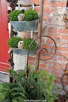 Garten Im Winter Dekorieren - ii adventspecial au 223 endeko im winter weihnachtsdeko