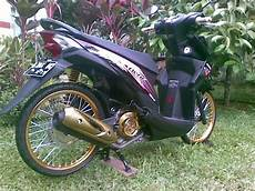 Modifikasi Honda Beat by Modifikasi Honda Beat Pgm Fi Gambar Inspirasi Modifikasi