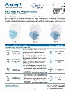 astm level 3 procedure surgical dental face mask astm level guide face masks precept 174 medical products