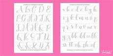 free brush calligraphy practice worksheets dawn
