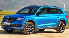 2019 Skoda Kodiaq Rs Sporty 7 Seater Suv