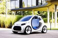 smart eq fortwo smart s vision eq fortwo predicts an autonomous electric