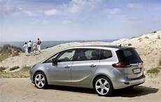 Opel Zafira Tourer Kein Nachfolger Im Engeren Opel