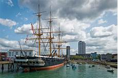 Hms Warrior Museum Ship Portsmouth Editorial Stock
