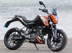 Avis Ktm Duke 125 Votre Essai Maxitest Scooter Moto Station