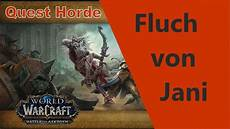 Fluch Jani Curse Of Jani Ger Zuldazar By Izocke