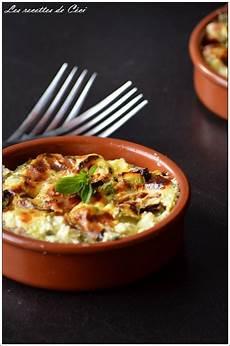 recette apero dinatoire 738 gratin de courgettes au fromage de ch 232 vre les recettes de c 233 ci gratin de courgettes