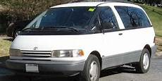 1993 toyota previa deluxe passenger minivan 2 4l manual 1991 toyota previa deluxe all trac passenger minivan 2 4l awd manual