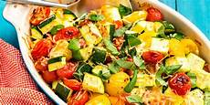 40 easy summer vegetable recipes cooking with fresh summer vegetables delish com