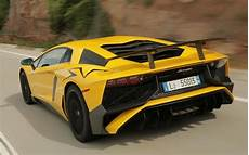 lamborghini to build aventador sv roadster telegraph
