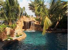 Pool Waterfalls Allstate Pool Spas