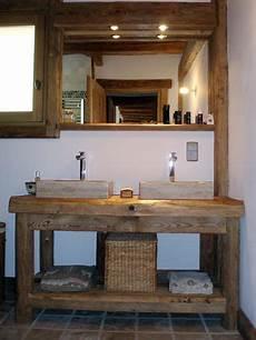 meuble salle de bain rustique meuble vasque salle de bain rustique recherche