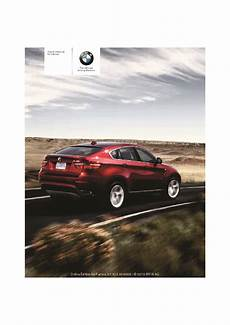 automotive service manuals 2012 bmw x6 m user handbook 2011 bmw x5 x6 xdrive35i xdrive50i 35d m e70 e71 e72 owners manual