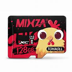 Mixza Year Rooster Limited Edition 32gb by Mixza Year Of The Rooster Limited Edition U1 128gb Tf