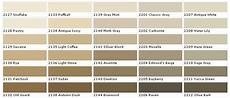 pratt and lambert paints calibrated colors house paint color chart chip sle swatch