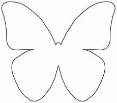 butterfly template paper butterflies butterfly template