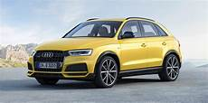 audi q3 s line 2017 audi q3 update and s line competition unveiled