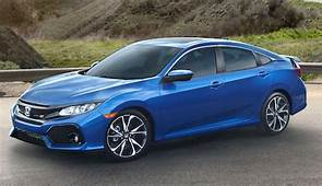 2019 Honda Civic SI Rumors  Car US Release