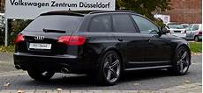 Audi Rs6 Wiki - file audi rs 6 avant c6 heckansicht 1 26 oktober