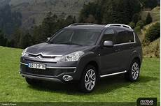 citroen crosser 2010 2008 citroen c crosser photos informations articles