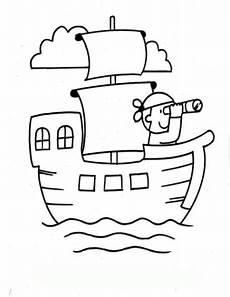 Malvorlagen Kinder Schiff Ausmalbild Piratenschiff Kostenlos 1 Piraten Schiff