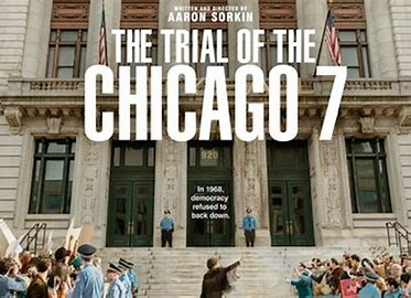 Image result for Trial of Chicago 7 Poster Moive