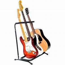 Fender Folding 3 Guitar Stand Guitar Center