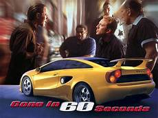 60 Secondes Chrono In Sixty Seconds